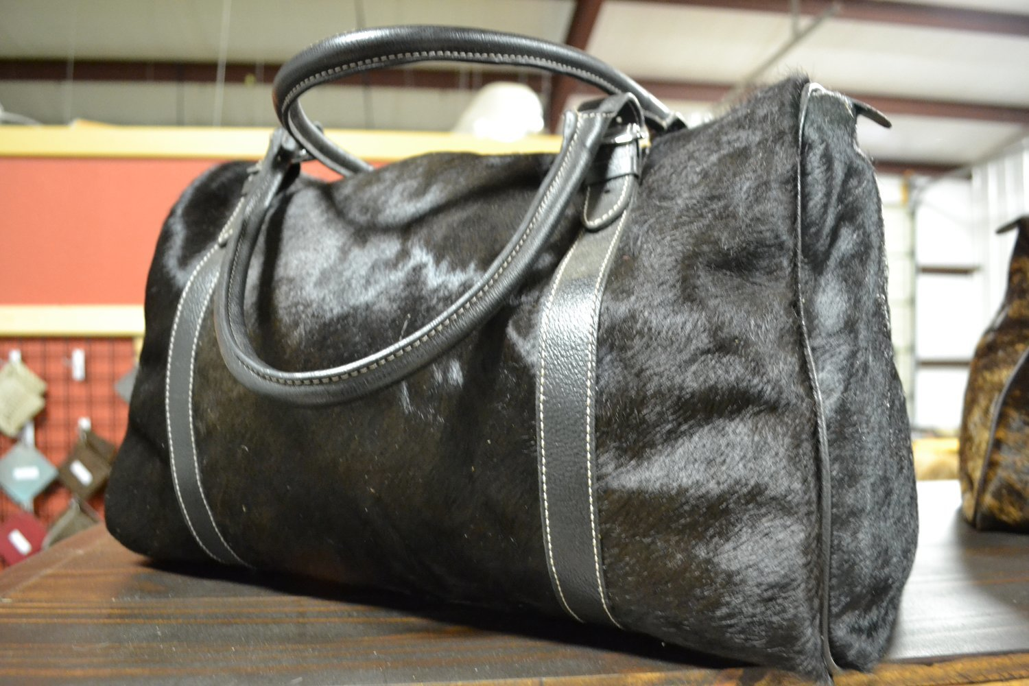 Cowhide Bag Cowhide Western Furniture