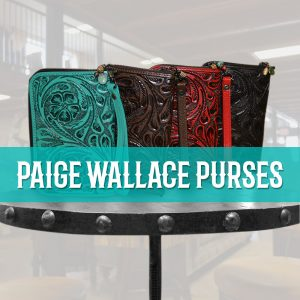 cowhide western furniture paige wallace purses